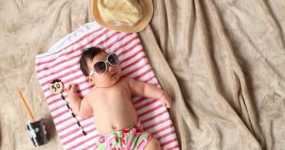 10 Fakta Bahaya Sinar Matahari bagi Bayi