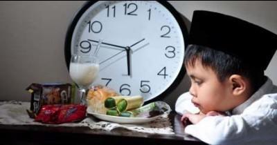 5 Nilai Positif yang Diperoleh Anak dengan Menjalankan Berpuasa