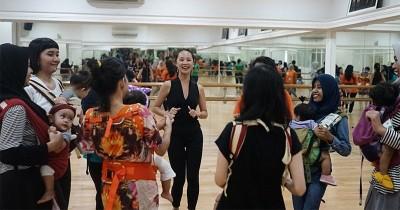 Tak Hanya Menyenangkan, Ini 3 Keuntungan Mengikuti Kelas Baby Dance