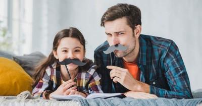 7 Alasan yang Membuat Seorang Papa Dikagumi Anaknya