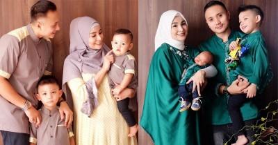 3 Tips Memilih Baju Seragam Lebaran Keluarga ala Soraya Larasati