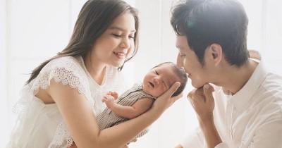 Salut! Baby Iago Selalu Ingatkan Putri Titian untuk Nggak Boleh Lemah