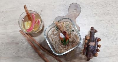 Resep dan Cara Membuat Bubur Kanji Rumbi, Makanan Buka Puasa Khas Aceh