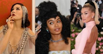 Inspirasi Makeup dan Rambut dari Para Artis dalam Met Gala 2019