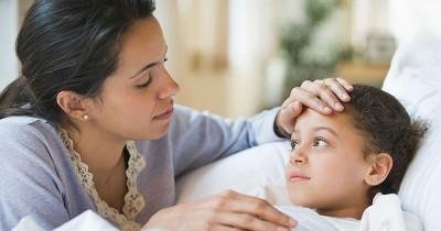 Sedang Sakit Ini 7 Tanda-Tanda Anak Alami Gangguan Kesehatan