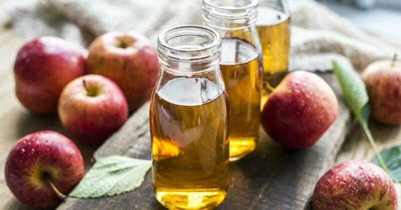 1. Sari cuka apel