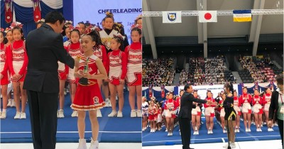 Indonesia Raih Medali Perak di Asian Junior Cheerleading Championship