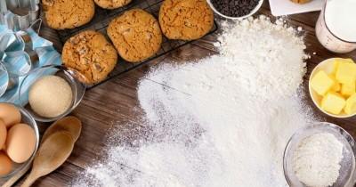 Kamu Wajib Punya 5 Bahan Utama Ini untuk Membuat Kue Kering