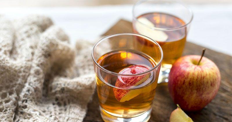 4. Cuka apel memiliki sifat antibakterial sangat kuat