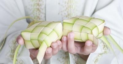 Cara Memilih Daun Kelapa yang Baik untuk Bungkus Ketupat
