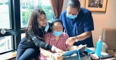 Jenazah Ibu Ani Yudhoyono Akan Segera Dibawa ke Indonesia