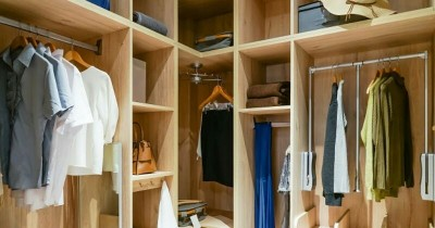 5 Tips Memilih Lemari Pakaian Ideal