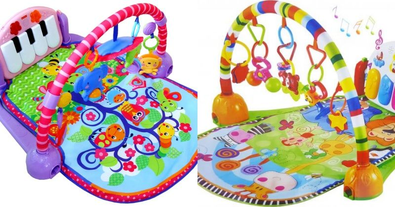 4. Baby playgym