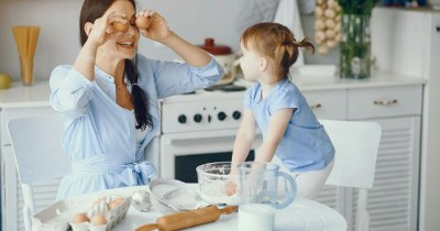 5 Cara Membuat Dapur agar Aman untuk si Kecil