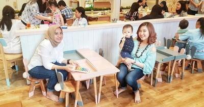 Ini Dia Ma, 5 Restoran Ramah Anak yang Ada di Jakarta