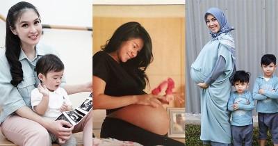 Baby Bump dari 3 Artis Ini Berhasil Curi Perhatian Netizen
