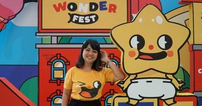 Mumpung Liburan, Ini Alasan Orangtua Perlu Ajak si Kecil ke Wonderfest