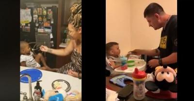 Anak Tak Mau Makan, Orangtua Ini Terapkan Cara Unik