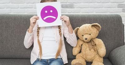 Jangan Disepelekan, Depresi Itu Nyata Bisa Menyerang Anak-anak