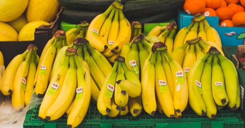 5. Buah pisang mengandung kalium tinggi, gula rendah, kadar alkali tinggi