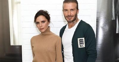 Menikah 20 Tahun, Begini Perjalanan Cinta David Beckham dan Victoria