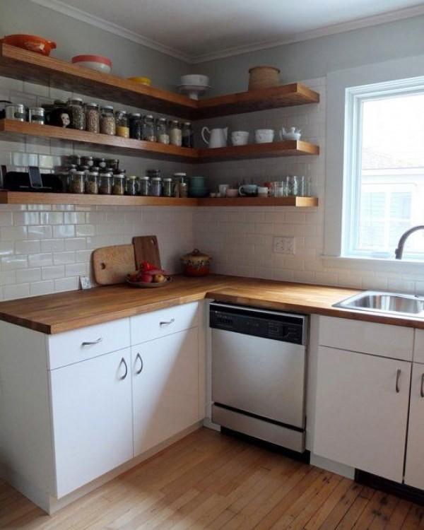 10 Desain Kitchen Set Untuk Dapur Kecil Popmama Com