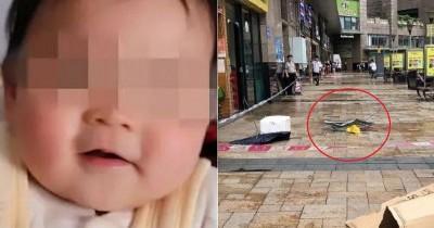 Mengenaskan! Bocah 1 Tahun Tewas Dilempar Sang Papa dari Lantai 6