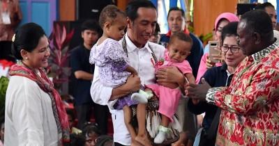 Catat! Ini Janji dalam Pidato Jokowi Terkait Kebijakan Ibu dan Anak