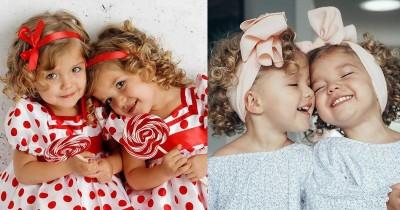 11 Gaya Keren Taytum & Oakley, Anak Kembar dengan Jutaan Followers