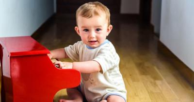Menakjubkan, Bayi Merespon Musik Lebih Hebat dari Dugaan Orangtua