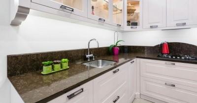 5 Kelebihan Menggunakan Batu Granit di Dapur Rumah