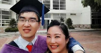Mama Berjuang Keras, Anak dengan Cerebral Palsy Jadi Mahasiswa Harvard