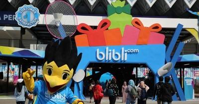 Lakukan 5 Hal Ini di Blibli Indonesia Open 2019 Bersama Keluarga