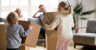 6 Tips Menyiapkan Anak Pindah ke Rumah Baru