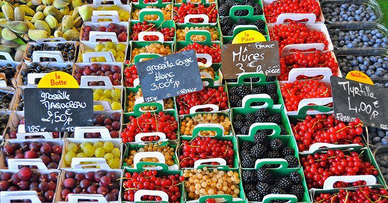3. Buah-buahan jenis berry