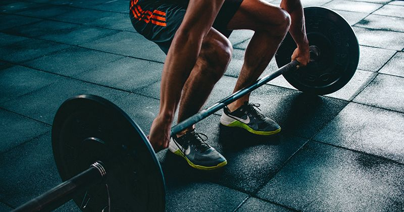 1. Saat tubuh sedang bugar otot terlatih baik