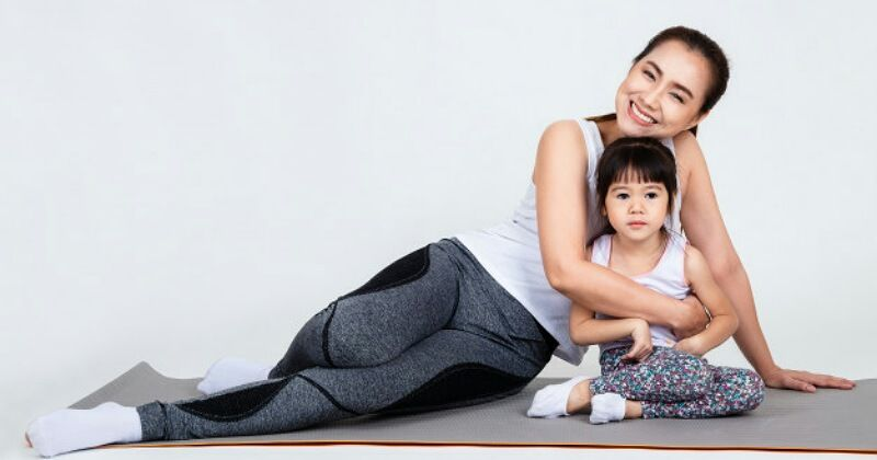 2. Baik kesehatan menjauhkan anak dari penyakit