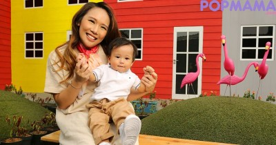 Millennial Mama of the Month Edisi Agustus 2019 Cherly Juno