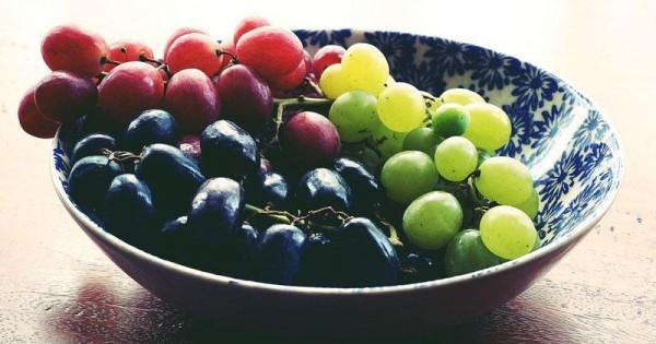 Manfaat Buah Anggur Merah Saat Hamil