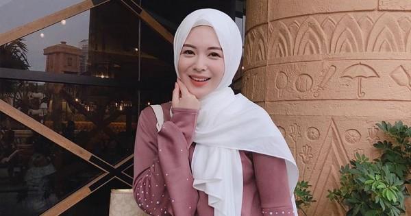 7 Tutorial Hijab Pashmina Mudah Untuk Pemula Popmama Com