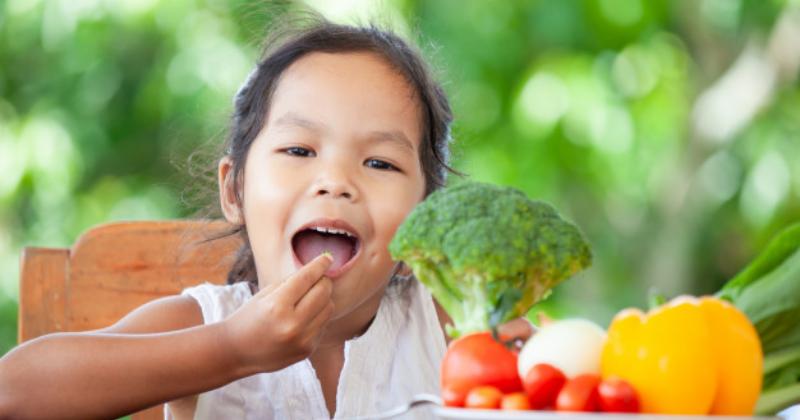 6. Kebutuhan Vitamin C tergantung dari usia anak