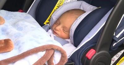 Membiarkan Bayi Tidur Terlalu Lama Car Seat Ternyata Berbahaya, Ma