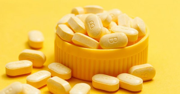 By Photo Congress || Vitamin B Kompleks Untuk Obat Apa