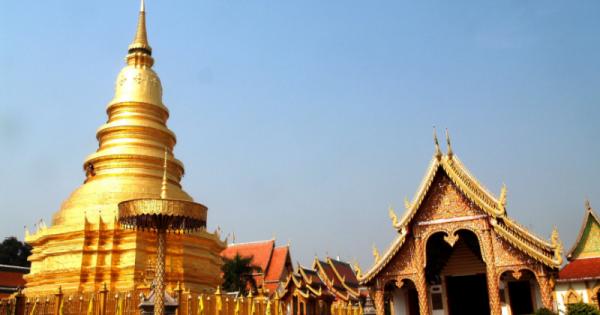Wahana wisata bangkok