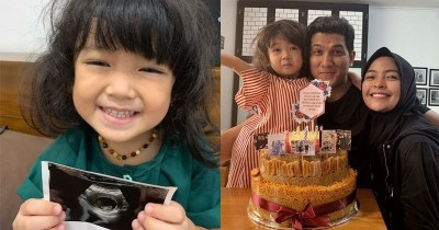 Tantri Kotak Hamil Anak Kedua Tepat Saat Ulang Tahun Ke-30