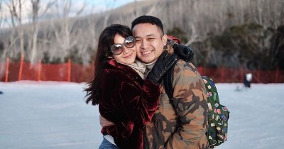 Program Hamil, Ini Komentar 'Pedas' Netizen Gilang Dirga & Istri