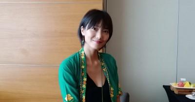 Eksklusif Mengungkap Kesederhanaan Hidup Dominique Diyose Bali