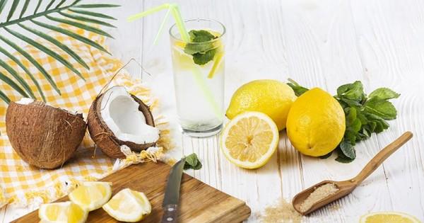 Hamil 4 Bulan Minum Air Kelapa - Seputar Minuman