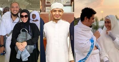 5 Artis Ini Rasakan Fenomena Langka Saat Tunaikan Haji 2019
