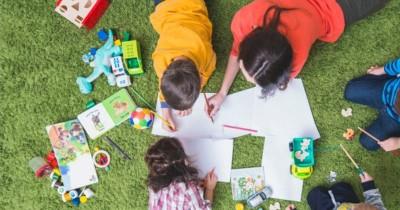 5 Latihan Perlu Dilakukan agar Balita Siap Belajar Menulis
